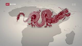 Video «Der rote Drache in Afrika» abspielen