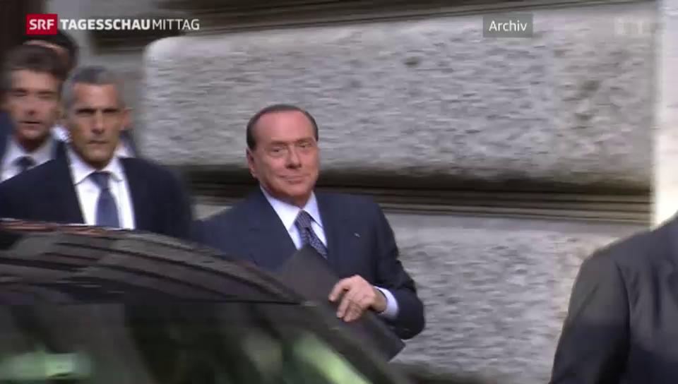 Freispruch für Berlusconi