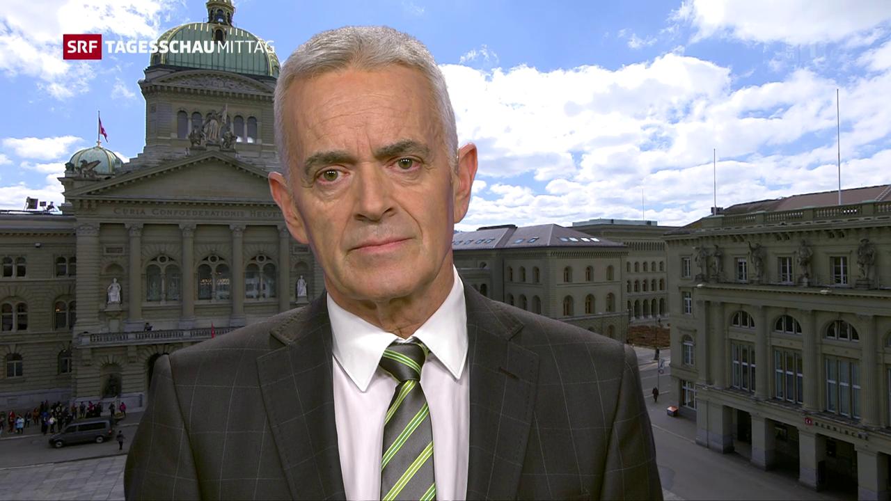 Die Einschätzung von SRF-Bundeshauskorrespondent Fritz Reimann