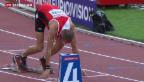 Video «Starke Schweizer an der Leichtathletik-EM» abspielen