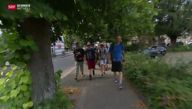 Video «Schweiz aktuell vom 20.06.2014» abspielen