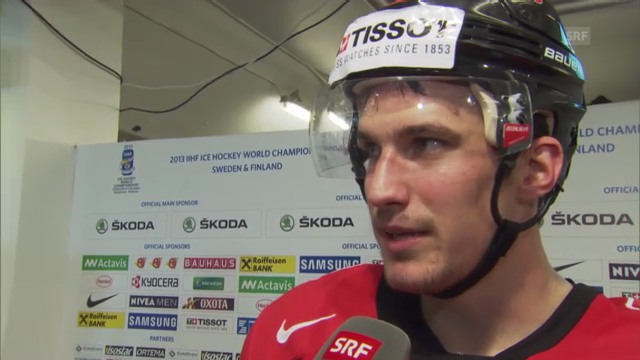Interview mit Roman Josi