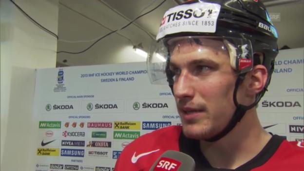 Video «Interview mit Roman Josi» abspielen