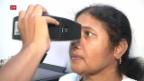 Video «Grösstes Biometrie-Projekt der Welt in Indien» abspielen
