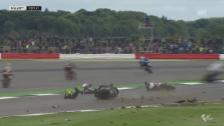 Video «Der schwere Sturz in der MotoGP» abspielen