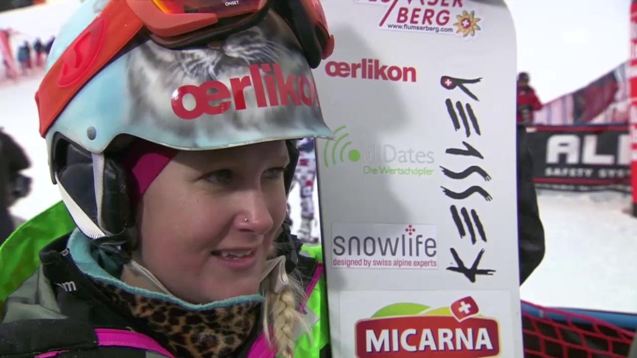Julie Zogg im Interview