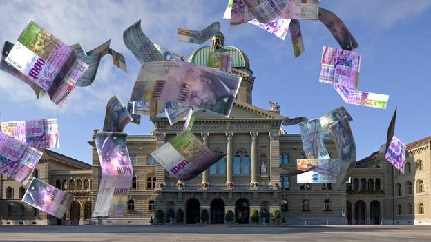 Politik – alles nur gekauft?