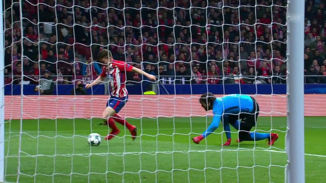 Für Atletico ist noch nicht alles verloren