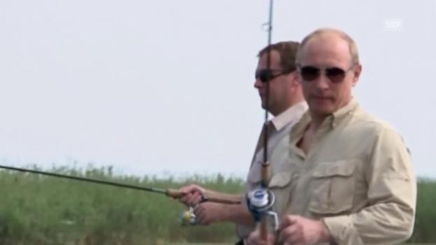 Video «Gegen die staatliche Propaganda kommen Putins Gegner nicht an.» abspielen