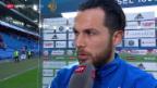 Video «Fussball: Super League, Stimmen zu Basel - Zürich» abspielen