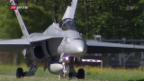 Video «F/A-18 Flugzeug verunfallt» abspielen
