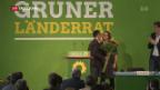 Video «Deutsche Grüne für Gespräche» abspielen