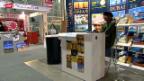 Video «Aussendepartement informiert an Ferienmesse» abspielen