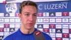 Video «Michael Freys Wechsel zum FC Luzern» abspielen