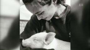 Video «Laetitia Guarinos neues Haustier» abspielen