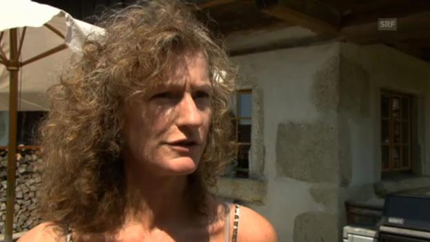 Video «Marianne Zünd sieht Energieziele nicht in Gefahr» abspielen