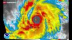 Video «Hurricane der Kategorie 5 bedroht mexikanisches Festland» abspielen