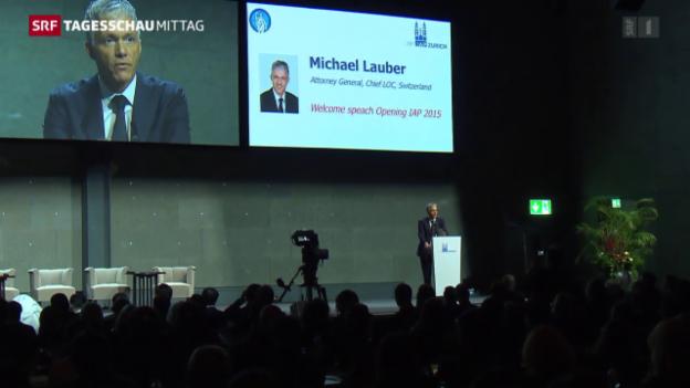 Video «Konferenz der Staatsanwälte» abspielen
