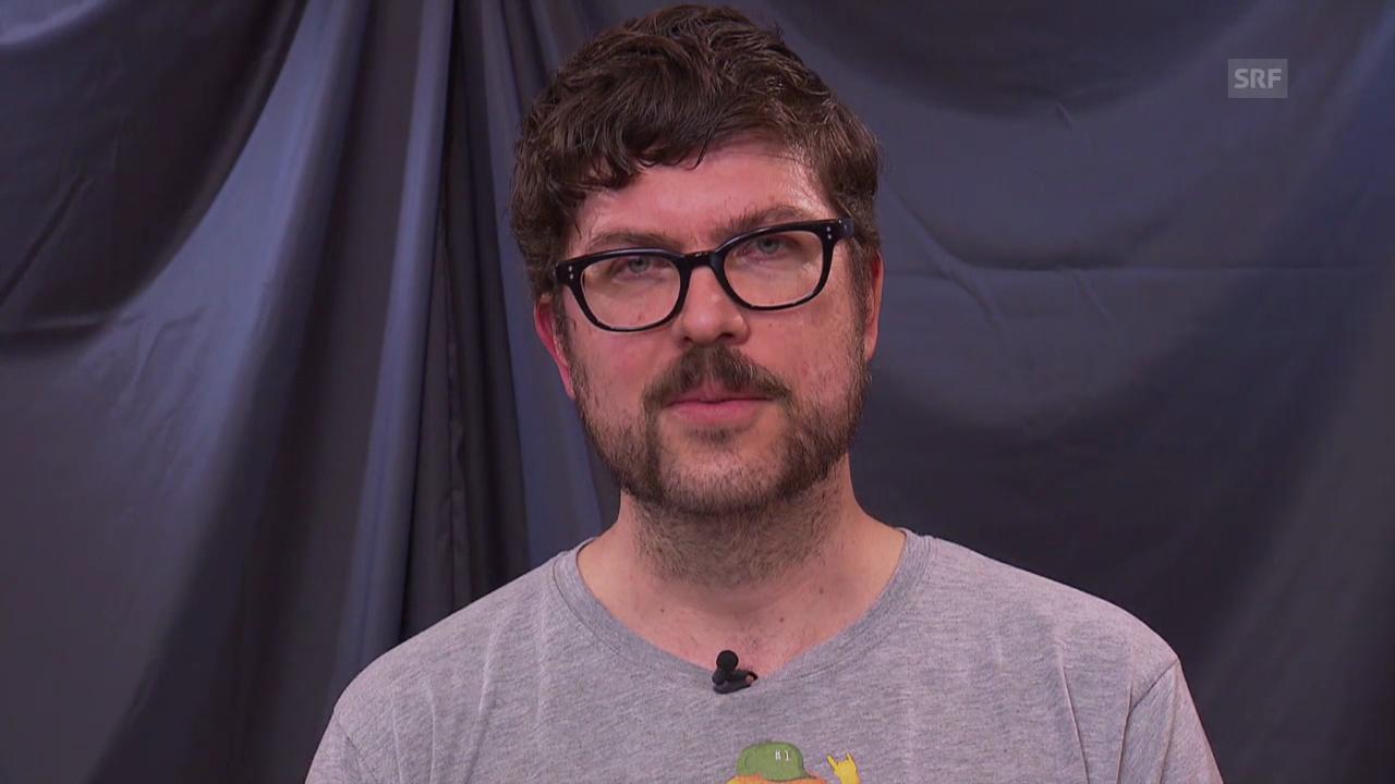 Guido Berger über «World of Warcraft»