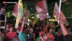 Video «Rabiates Kandidatinnen-Duell in Brasilien» abspielen