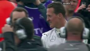 Video «Medizinisches Wunder: Michael Schumacher ist nicht mehr im Koma» abspielen