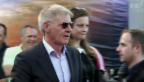 Video «Harrison Ford: Starauflauf am ZFF» abspielen