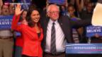 Video «Überraschungssieg von Sanders» abspielen