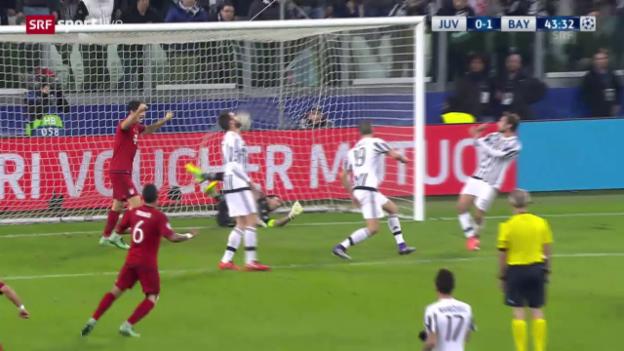 Video «Müller steht goldrichtig» abspielen
