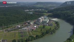 Video «Klage gegen Atomaufsichtsbehörde ENSI» abspielen