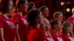 Video «Chor Sursee: «Songs»» abspielen