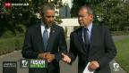 Video «Keine neuen Informationen zur NSA-Affäre» abspielen