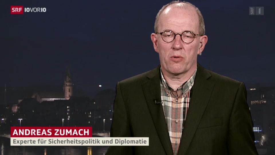 Kiew entgleitet Kontrolle