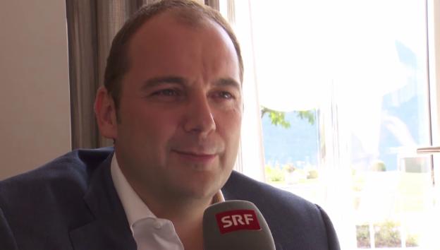 Video «Starkoch Daniel Humm über seinen Kollegen» abspielen