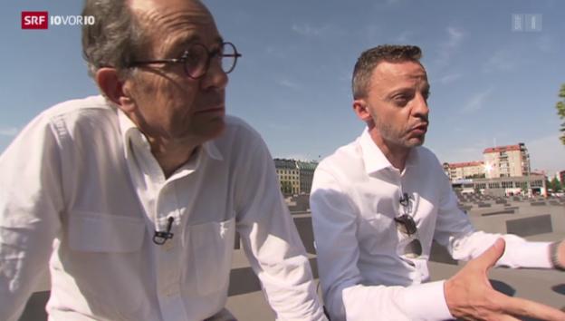 Video «Das Verhältnis Schweiz-EU aus Sicht zweier Parlamentskandidaten» abspielen