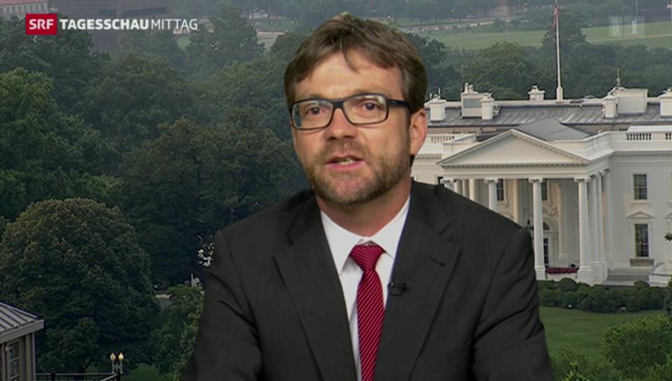 Peter Düggeli zur Position der USA im Atom-Abkommen