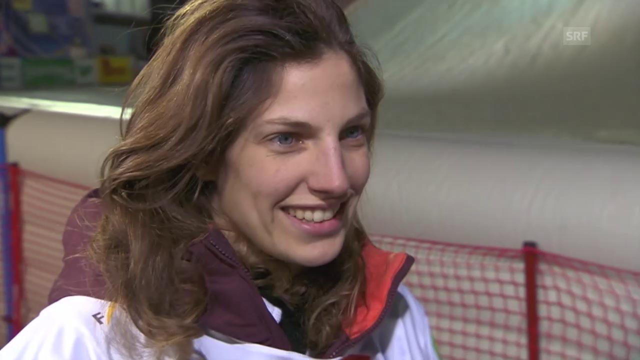 Elena Könz im Sieger-Interview
