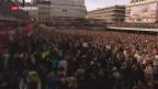 Video «Erkenntnisse zum Anschlag in Stockholm» abspielen