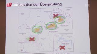 Video «Standortsuche für radioaktive Abfälle» abspielen