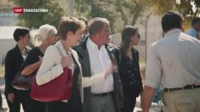 Video «Flüchtlinge auf Lesbos» abspielen
