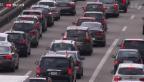 Video «Weniger Geld für den Unterhalt der Nationalstrassen» abspielen