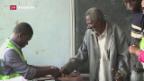 Video «Wahltag in Kenia» abspielen