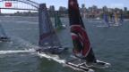Video «Segeln: Alinghi triumphiert» abspielen