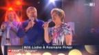 Video ««Die Stimme» Davos: Willi Lüdke & Rosmarie Pirker» abspielen