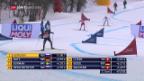 Video «Cologna beendet Tour de Ski auf dem Podest» abspielen