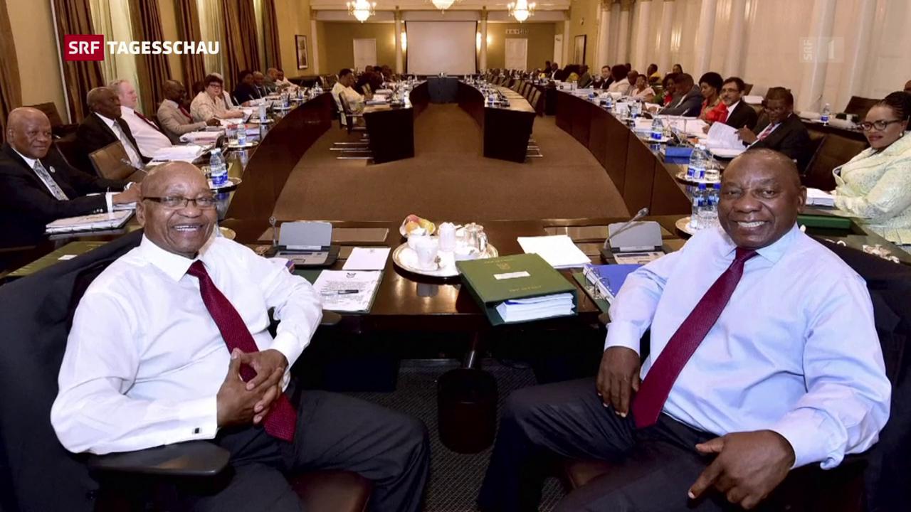 Südafrika steht vor politischen Umbruch