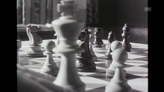 Video ««Biografie: ein Spiel», Kontakt, 1.2.1968» abspielen