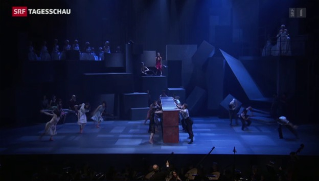 Video «Frauenstarkes Ballett in Basel» abspielen