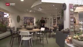 Video «Weihnachtsbilanz, Leben ohne Strom» abspielen