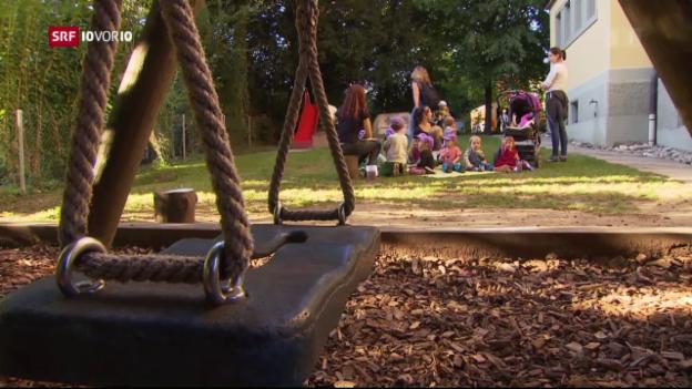 Video «Höhere Abzüge für die Kinderbetreuung?» abspielen