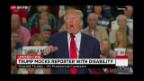 Video «Clinton und Trump duellieren sich live im TV» abspielen